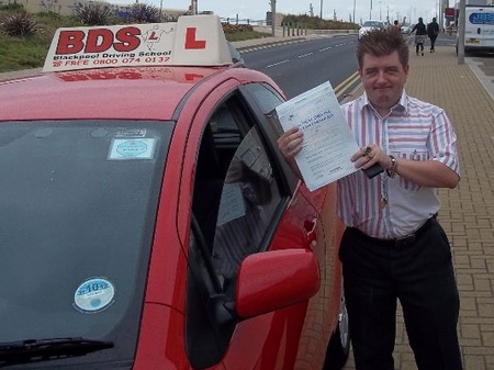 Driving Lessons in Blackpool