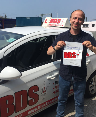 1 week manual driving course