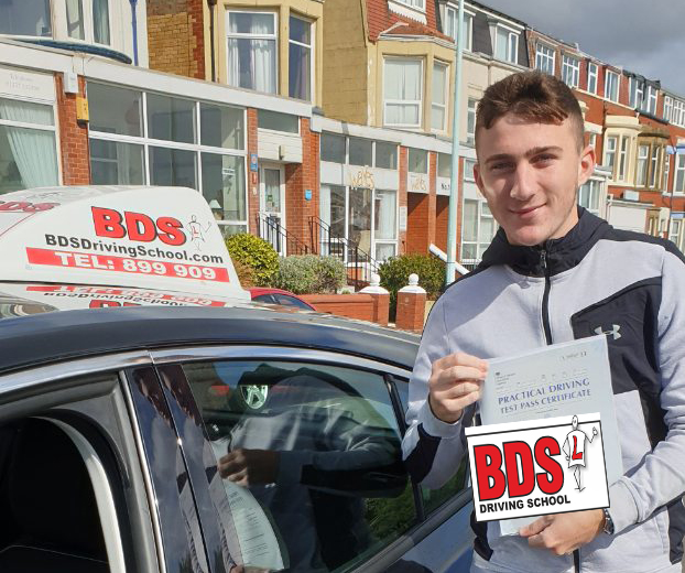 1 Week Intensive Driving Course and passed first Time